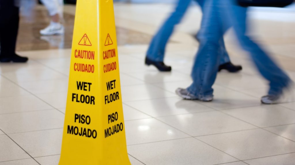 Premise Liability, Slip and Fall, Trip and Fall Lawyer Lake Charles, LA