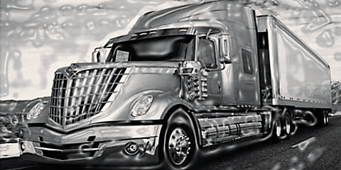 commercial truck lawyer - 18-wheeler image
