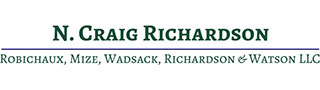 Attorney N. Craig Richardson