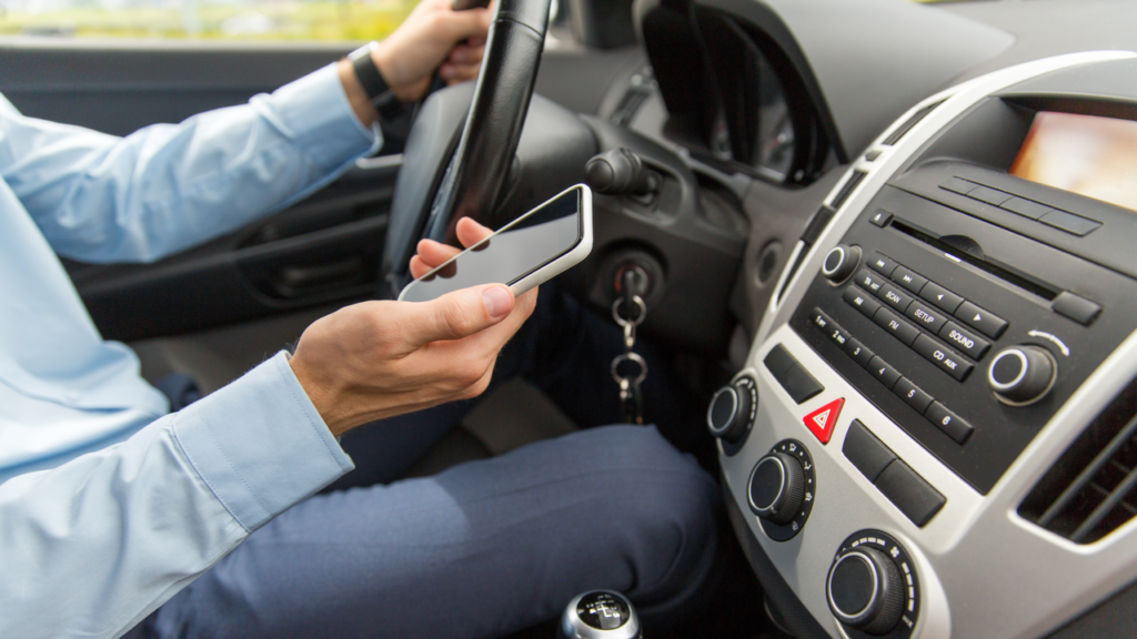 Distracted Driving Causes injury and even death