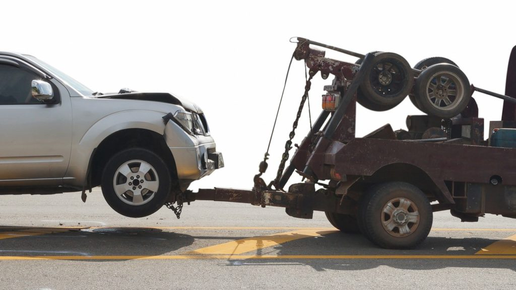 Tow Truck Companies - Car Wreck's and why you need a lawyer - N. Craig Richardson