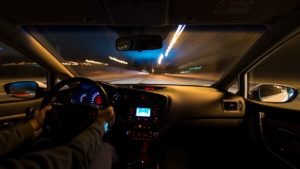 Accident Attorneys at N. Craig Richardson - Night Driving Safety Tips